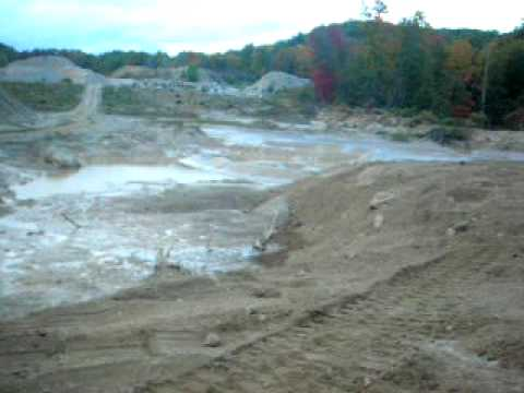 Pequabuck River siltation3