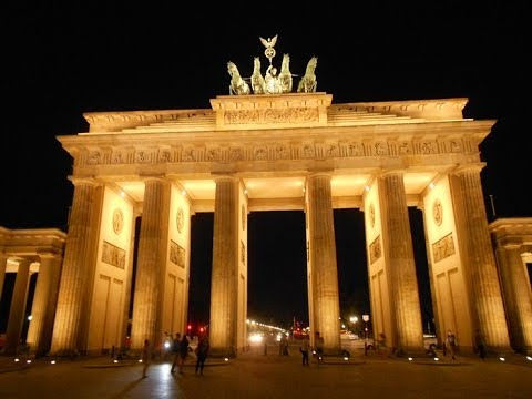 Berlin City Tour Juni 2014