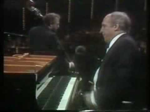 "Michel Legrand and Claude Bolling, ""The Windmills of Your Mind"""