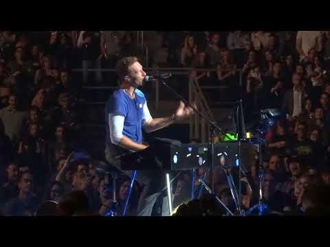 Coldplay - Everglow, Edmonton, AB, Sept 26, 2017