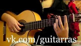 Испанский танец Сальвадор 1 часть(Курс игры на гитаре: http://www.guetarist.ru/kurs.html Гитары Crafter: http://bit.ly/1OPIGaO Вы можете отблагодарить за разборы небольш..., 2015-01-07T16:01:29.000Z)