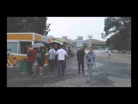 DPRK Trip -  Liberation Station & Arch of Triumph -  Part 16