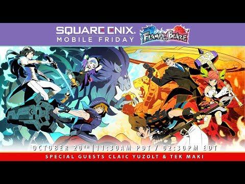 Square Enix Mobile Friday #5 - Flame vs Blaze