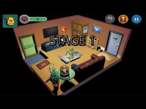 Doors & Rooms 3 Chapter 1 Stage 1 Walkthrough - D&R 3 - YouTube