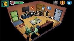 Doors & Rooms 3 Chapter 1 Stage 1 Walkthrough - D&R 3