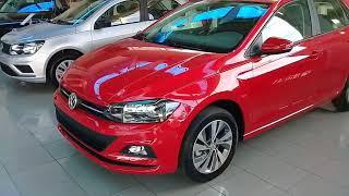Novo VW Polo MPI 2019 - Mudança nos Pacotes - Inscrito Feliz - Polo TSI Comfortline Tech II