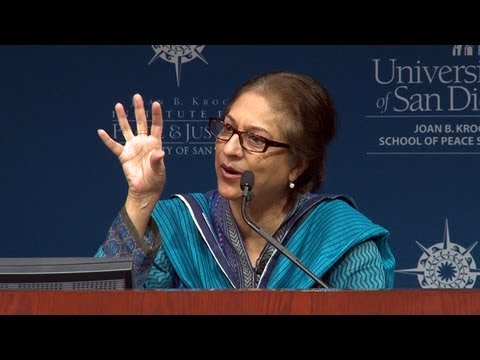 Walking Together for Freedom with Asma Jahangir