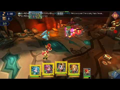 Lords Mobile challenge stage 2-11