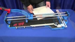 ishii big clinker blue tile cutter assembly demo