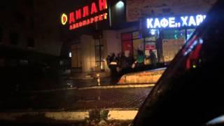 Пьяная разборка. Драка Хабаровск