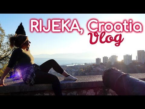 Visiting RIJEKA || Croatia's Port City || Better Than Dalmatia!?