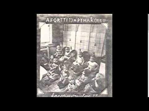 Abortti 13 / Pyhäkoulu  - Lapsuusmuistoja (1984) ( FULL ALBUM )
