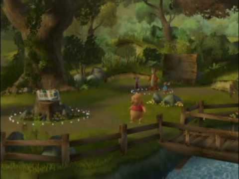 jogo winnie the pooh rumbly tumbly adventure - ps2