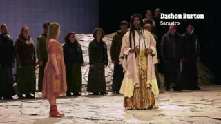 La Flûte enchantée (Mozart) à l'Opéra de Dijon !