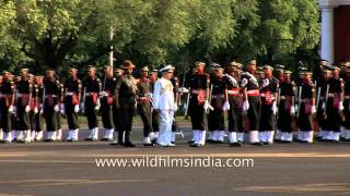 Passing out parade ceremony of the Indian Military Academy