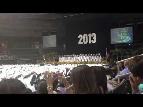 Coral Reef Senior High School Chorus sings Beatles In My Life