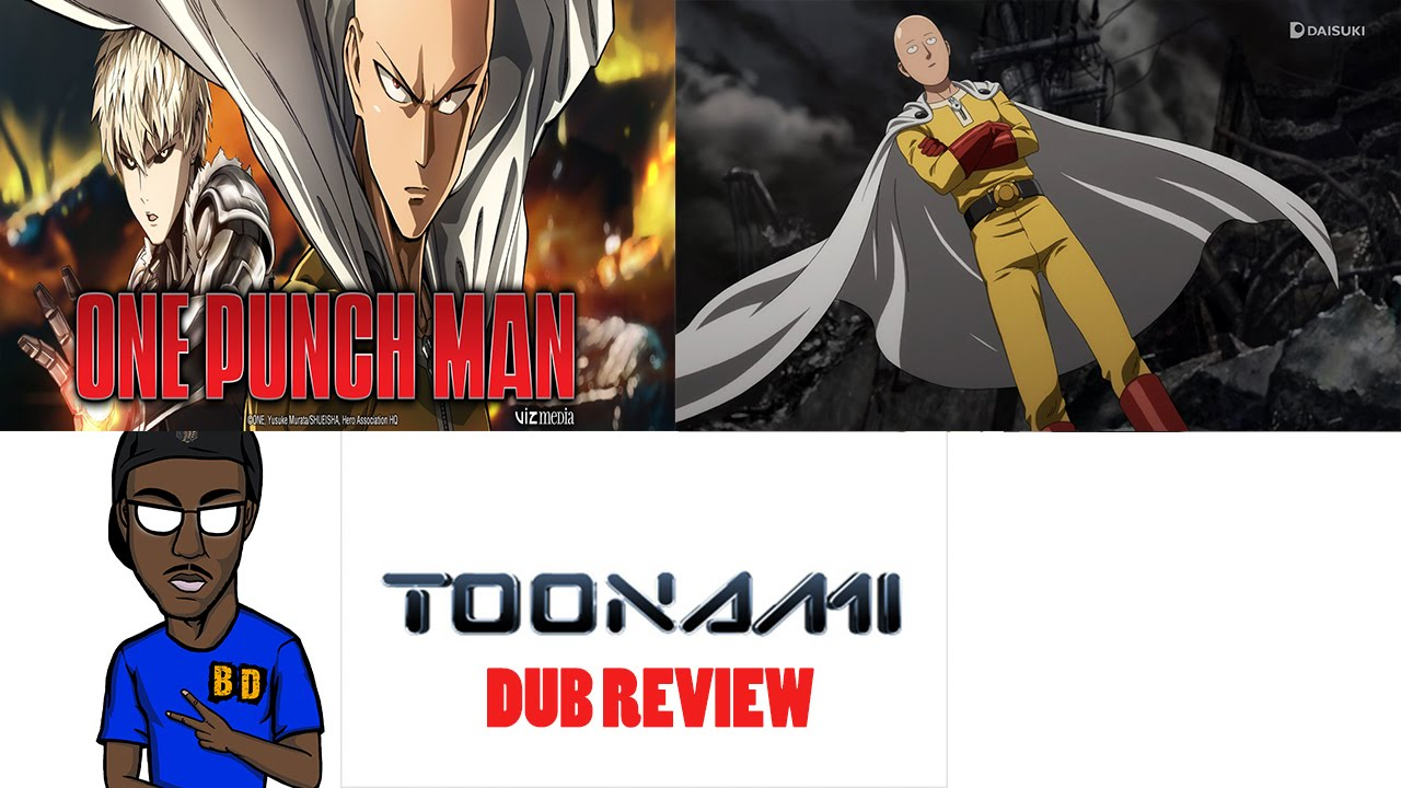 One punch man english dub episode 1