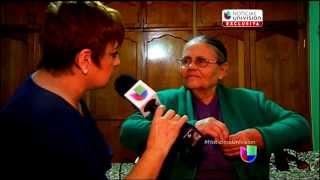 Hermana Consuelo Loera, mama del Chapo Guzman - Exclusiva con Maria Antonieta Collins de Univision