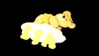 Cibélia Alves ensina montar uma ovelhinha pra porta de maternidade