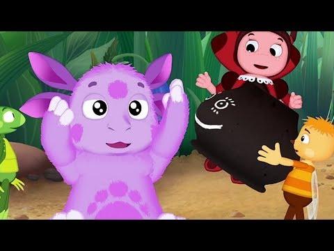Лунтик | ТОП-15 серий октября 🔝 Сборник мультфильмов для детей