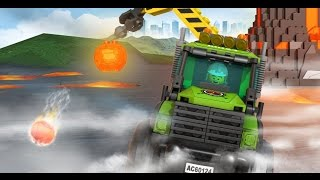 Лего Сити игра Исследователи вулканов (Lego My City  Volcano Explorers)