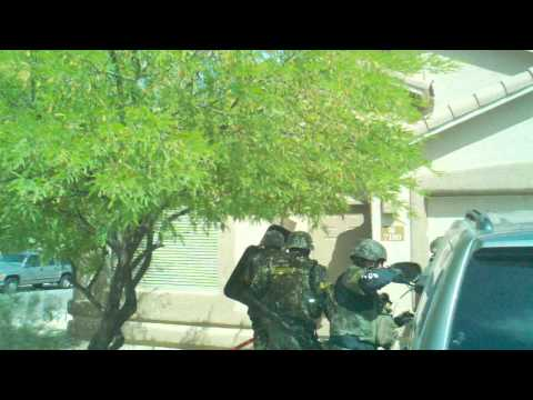 Tucson SWAT shooting of former Marine Jose Guerena