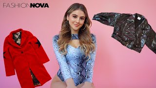 FASHIONNOVA TRY ON HAUL UNBOXING (what the clothes really look like)