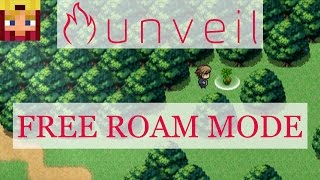 Free Roam: UNVEIL - The Ultimate Survival Simulator (Playthrough Gameplay)