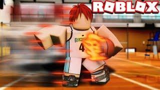 KUROKO'S BASKETBALL! ACCUSED OF AIMBOT? | Roblox RB World 2