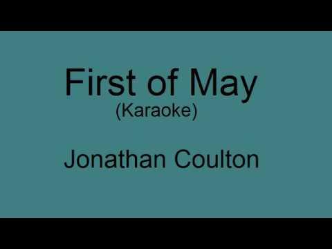 First of May Karaoke   Jonathan Coulton