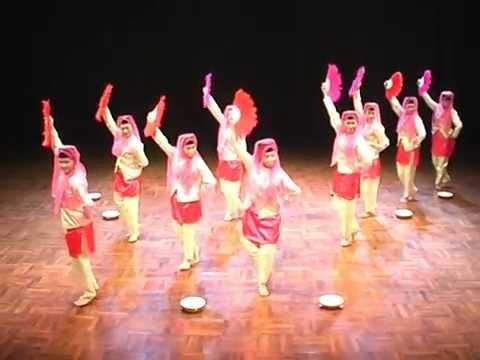 Tari Kendal Kota Beribadat ( Group Version )