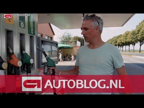 Het goedkoopste tankstation van Luxemburg!