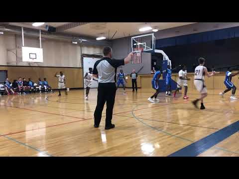 Maplewood Academy vs Victory Christian 1st Half