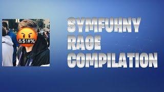 *SYMFUHNY* Rage Compilation (Fortnite Highlights)