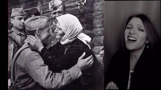 Roland & Anna Markaryan «Провожала поля мужа на войну»