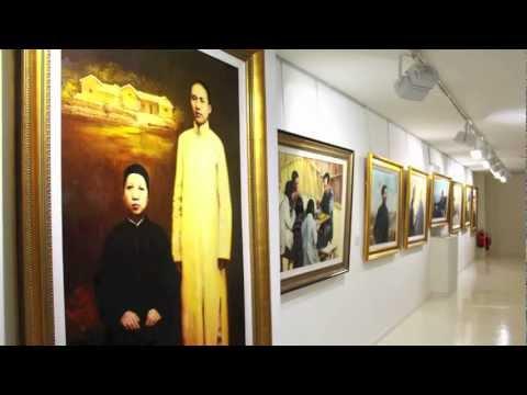 Post-Mao Zengdong Worldwide Art Works Exhibition.mov