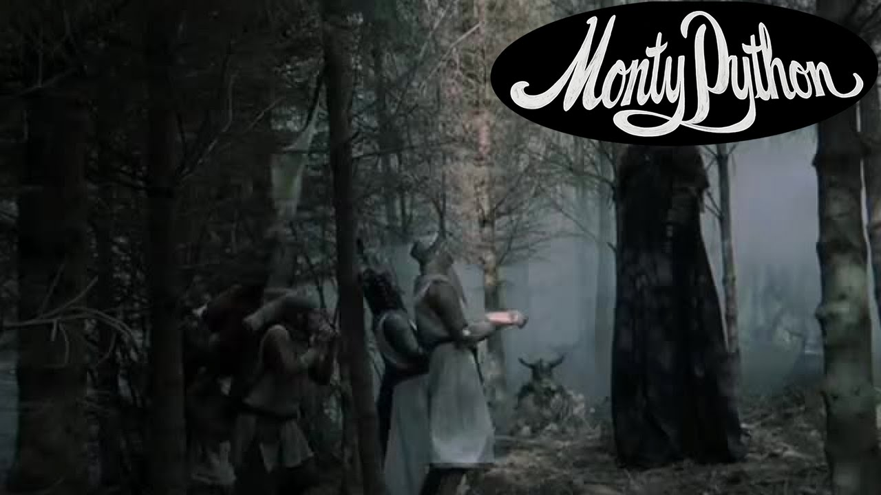 """Download The Knights Who Say """"Ni!"""" - Monty Python and the Holy Grail"""