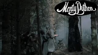 "The Knights Who Say ""Ni!"" - Monty Python and the Holy Grail"