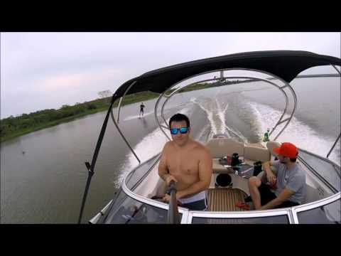 Wake Rio Tiete GoPro Session - wakeboard Tiete River - Sao Paulo Brazil