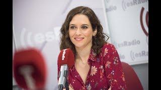 Federico entrevista a Isabel Díaz Ayuso
