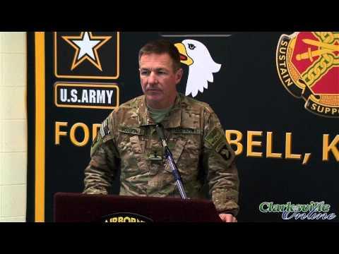 Major General James C  McConville