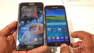Samsung Galaxy S5 Software TouchWiz Walkthrough