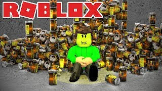 I DRANK A THOUSAND GALLONS OF SODA IN ROBLOX!