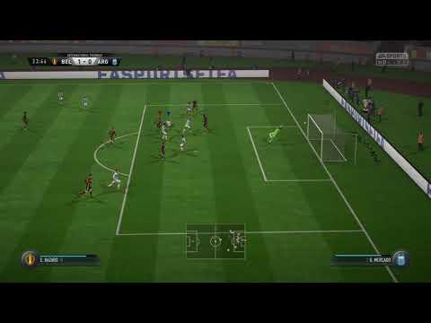 FIFA 18 Belgium V Argentina Potential Commercial Clip