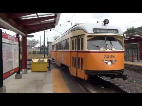 MBTA Mattapan -Ashmont