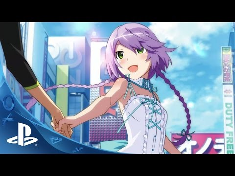 Akiba's Trip: Undead & Undressed: Launch Trailer | PS4