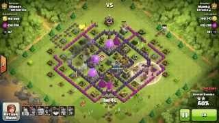 Clash of Clans - Epic Raid Videos - 763K LOOT - Episode #5
