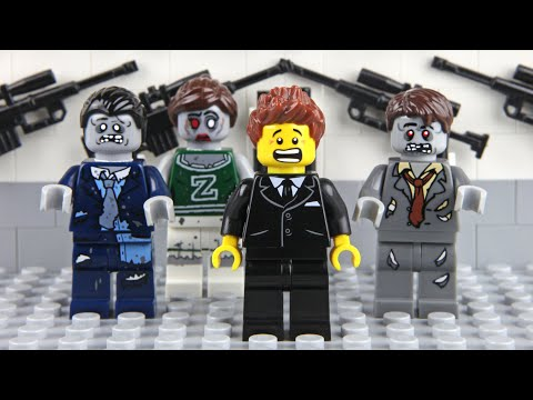 Lego Secret Agent 3 - Zombie Attack
