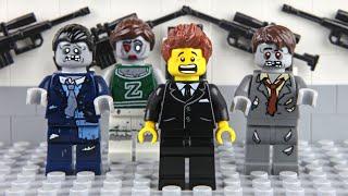 Lego Secret Agent 3 - Zombie Attack