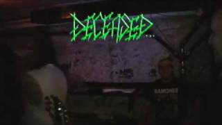 "Deceased- ""Fading Survival"" Luck Of The Corpse Live At The Charleston, Brooklyn NY 9.19.08"